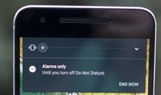 Bug Causing 'Until Next Alarm' to Disappear From Some Android Devices