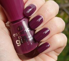 7 Best plum nail polish images | Nail Polish, Pedicures, Plum nails
