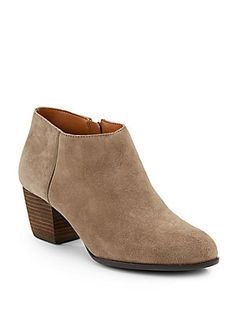 Standout Faux Suede Ankle Boots - OASAP.com | Thanksgiving, Ankle ...
