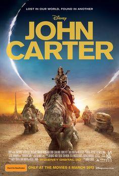 John Carter (2012) R6 500 MB Mediafire Links