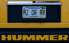 Hummer2 or Recreation Vehicle?   by G.Chamberlain