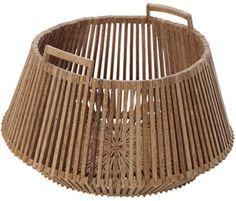 EEk Basket Low by Piet Hein
