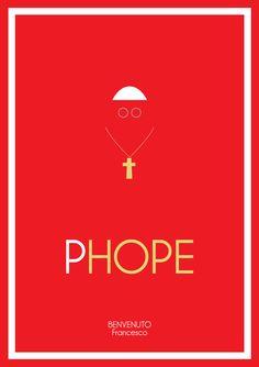 Phope... benvenuto Francesco
