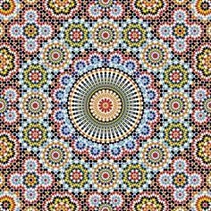Tile mosaic - Mosaico