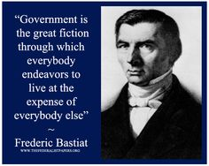 Government, the Great Fiction