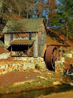 Sixes Mill In Georgia