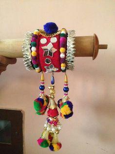 Boho Tribal bangle