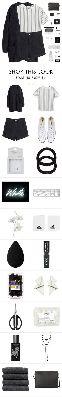 """""""HOW CAN I SAY // testing taglist + read description"""" by c-hristinep ❤ liked on Polyvore featuring H&M, Chicnova Fashion, Converse, Topshop, John Lewis, Seletti, Pier 1 Imports, adidas, beautyblender and OXO"""