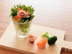 17 件のおすすめ画像(ボード「薔薇盛り付け」) | 料理 レシピ