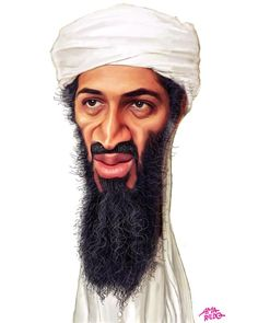 osama-bin-laden-caricatura-2011 Funny Caricatures, Celebrity Caricatures, Stupid Face, Drawing Sketches, Drawings, Funny Tattoos, Famous Cartoons, Marvel Dc Comics, Bad Boys
