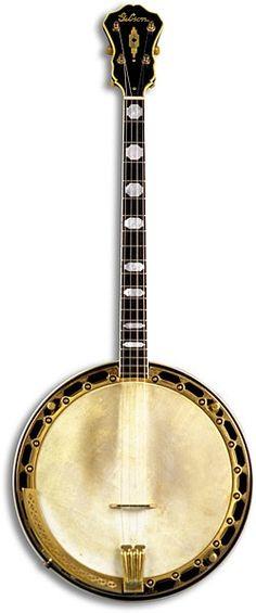 Gibson Tenor Banjo