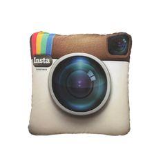 Almofada Instagram em