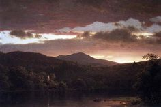Twilight (Catskill Mountain)