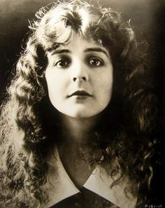 """Enid Bennett 1893-1969 silent film star. One of her films was the """"Red Lily"""""""