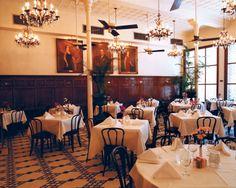 Arnaud's Restaurant, French Quarter, New Orleans