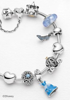 PANDORA DISNEY PRINCESS COLLECTION Disney Pandora Bracelet 7453fdc6940a1