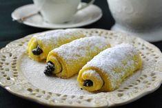 Krehké rohlíčky z cesta bez cukru | Pečené-varené.sk