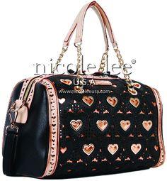 win  nicole lee bag