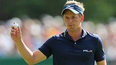 Luke Donald - BMW PGA Champion