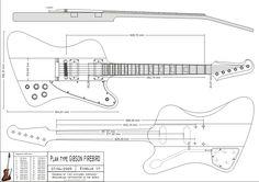 Telecaster blue print 1980 CBS | Guitar Misc. | Pinterest ...