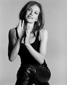 Diane Lane....Proof that age has nothing to do with beauty!