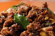 Fried Mushrooms, Stuffed Mushrooms, Stuffed Peppers, Vegetarian Starters, Manchurian Recipe, Curry Leaves, Mushroom Recipes, Garam Masala