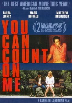 You Can Count on Me (Kenneth Lonergan, 2000)