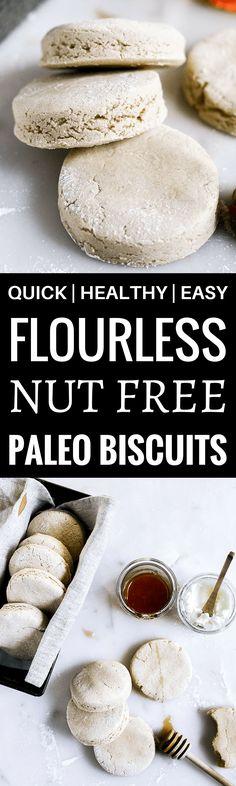 Cassava flour biscuits | Paleo bread recipes