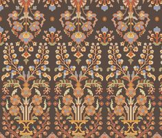 Serpentine681 fabric by muhlenkott on Spoonflower - custom fabric