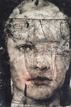 Peeling back the skin to see the thoughts below, by Nicola Samori
