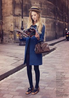 what's your tale, nightingale? - jalouse ~ october2012