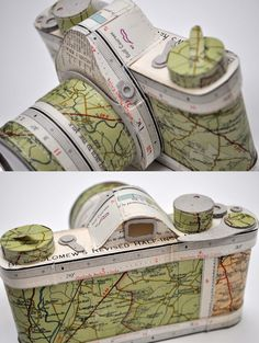 A camera with maps.....swoon!