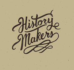 Remarkable Lettering and Typography Design for Inspiration - 5