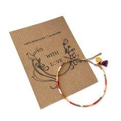 € 15,75 Armbandje Miyuki Delica Personal Jewellery Armcandy Inspiration