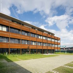 Gallery of Headquarter of POHL / Rusina Frei Architekti - 6 Built Environment, Landscape Design, Multi Story Building, Interior Design, Architecture, Gallery, Outdoor Decor, Home, Nest Design