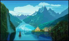 Congelados: Todos los mensajes sobre Frozen - El Arte de Disney
