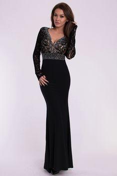 04c1ea50c1 Najlepsze obrazy na tablicy Black. Sukienki wieczorowe sukienki ...