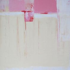 Large Abstract Acrylic Painting on Canvas Acrylic Painting Canvas, Canvas Art, Pink Yellow, Modern Art, Original Art, Abstract Art, Artists, Creative, Red