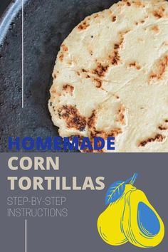 If you've ever wondered how to make your very own corn tortillas, check out this post. I take you step-by-step from the best masa Harina flour to buy to how to store them once their done. There really is nothing like a fresh, warm tortilla hot off the griddle. #tortilla #tortillarecipe #corntortilla #homemadecorntortillas via @holajalapeno