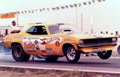 Don Prudhomme 'The Snake'