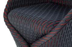 Talma Lounge Chair by Benjamin Hubert for Moroso in home furnishings  Category