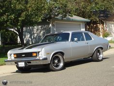 Photo of a 1974 Chevrolet Nova Hatchback (The Daily Driver)