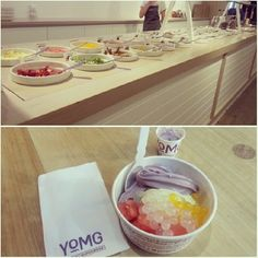 "Yo My Goodness @lostiecrunchie's photo: ""#yomygoodness #100happydays #day30 #froyo"""
