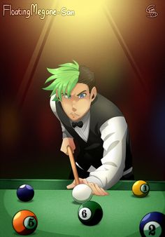 Boodper Dooper Snooker by FloatingMegane-san on DeviantArt