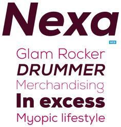 Nexa, gimme.