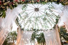 An Indoor Garden Akad Nikah - The Wedding Notebook magazine Wedding Notebook, Akad Nikah, Pastel Shades, Walking Down The Aisle, Traditional Wedding, Bridal Makeup, Indoor Garden, Love Story, How To Memorize Things