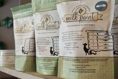 Miss Mustard Seed Milk Paint - perfect for any project and available at The Green Doors in WOC!