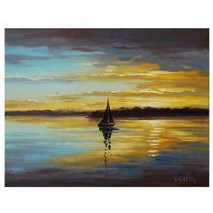 Hoi! Ik heb een geweldige listing op Etsy gevonden: https://www.etsy.com/nl/listing/220324603/golden-sunset-oil-painting-palette-knife