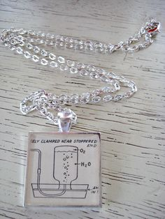 Gas collection Over Water Vintage by LeftBrainRightBrain on Etsy, $20.00