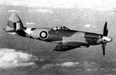 Supermarine 393 Spiteful F.Mk.XIV - BFD